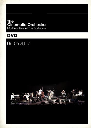 The Cinematic Orchestra Ma Fleur DVD